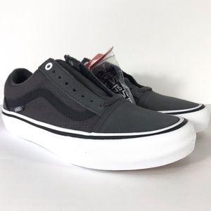 Vans Old Skool Pro Forged Iron Sneakers